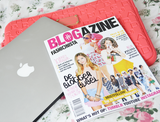 Blogazine by Fashionista
