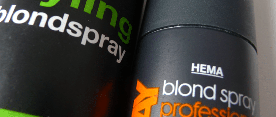 Blondspray