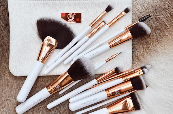 Boozy Cosmetics Rose Gold BoozyBrush Advanced Set