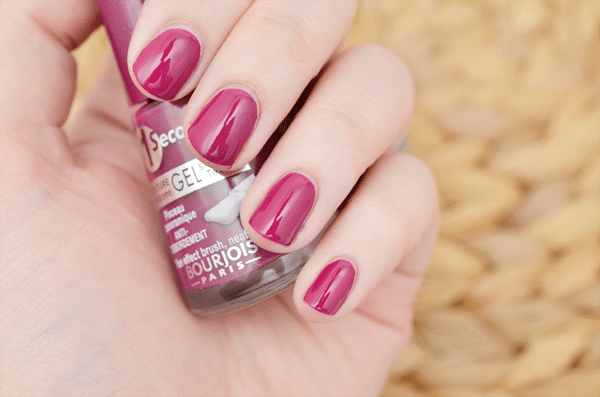 Bourjois 1 Seconde Nail Polish Winter