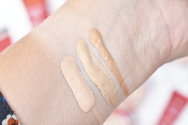 Bourjois Healthy Mix Primer, BB Cream, Concealer en Poeder