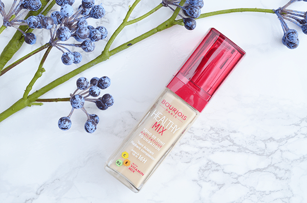 Bourjois Healthy Mix Foundation & Concealer