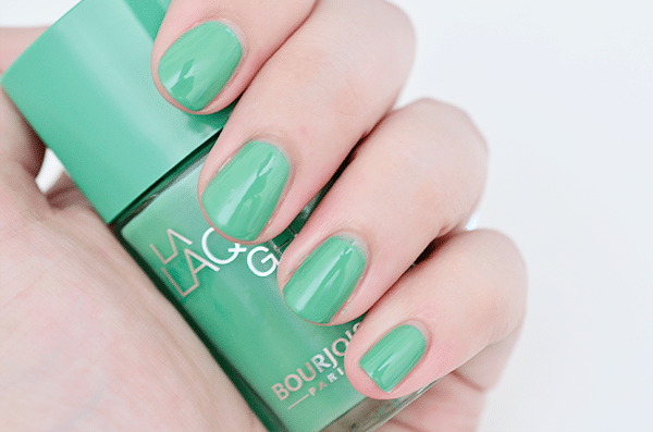 Bourjois La Laque Gel + Le Top Coat Gel