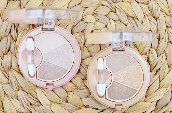Bourjois Nude Smoky Eyeshadow Trio