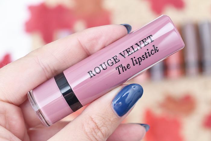 Bourjois Rouge Velvet The Lipstick Fall In Love