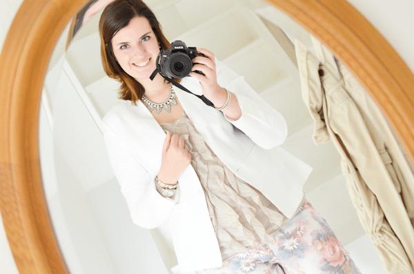 Outfit: Romantic Pastel Flowers