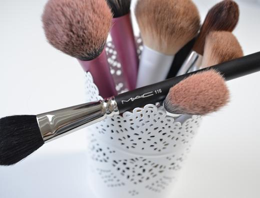 MAC 116 Small Blush Brush