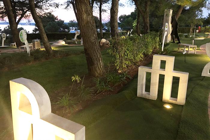 Luxe kamperen op camping Lanterna in Kroatië