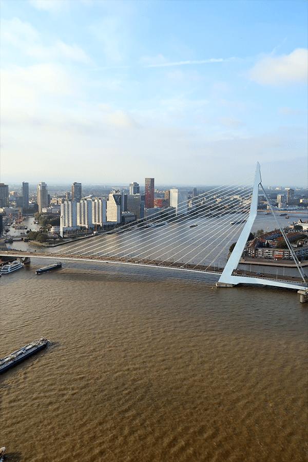 Fotograferen in Rotterdam met de Canon G7x Mark II