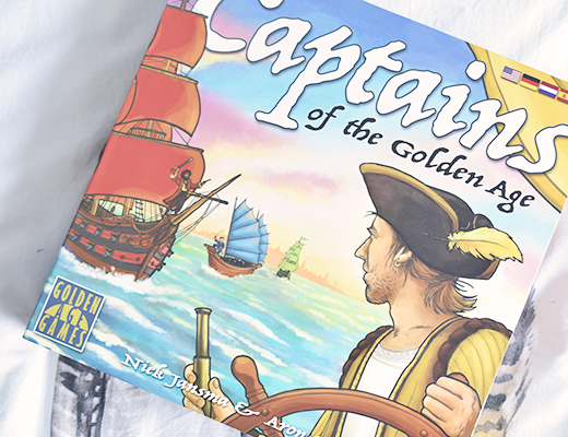 Let's Play: Captains Of The Golden Age