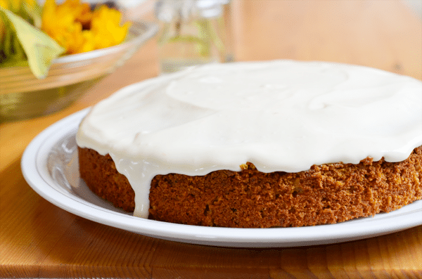 Recept: Worteltjestaart (Carrotcake)