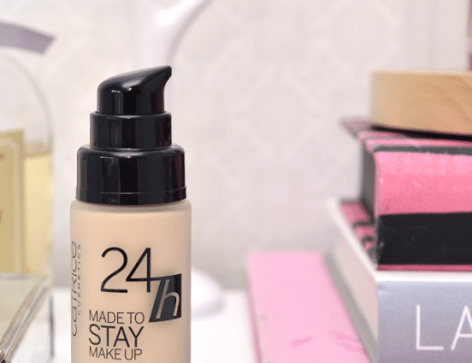 Catrice 24H Made To Stay Make-Up Foundation