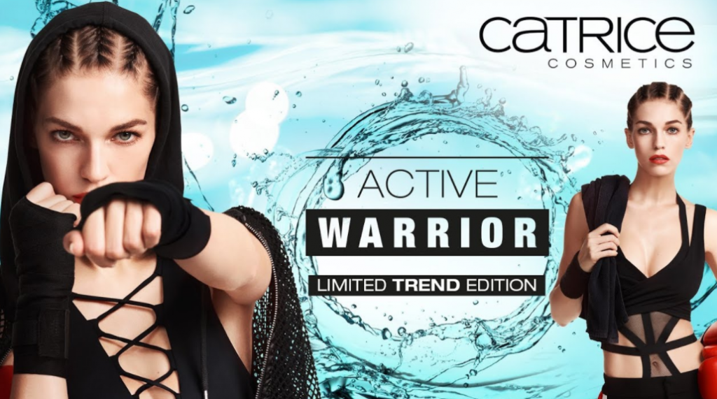 Preview: Catrice Active Warrior