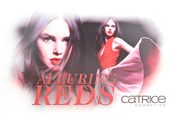 Preview: Catrice Alluring Reds