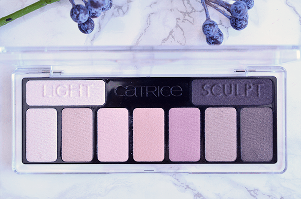 Catrice Blossom The Nude Collection Eyeshadow Palette