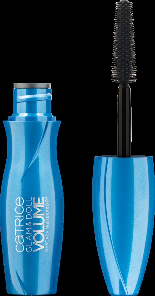 Catrice Glam Doll Volume Mini Mascara Waterproof