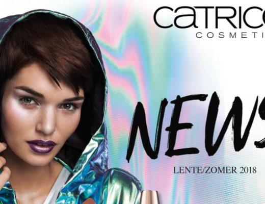 Catrice assortiment update voorjaar 2018