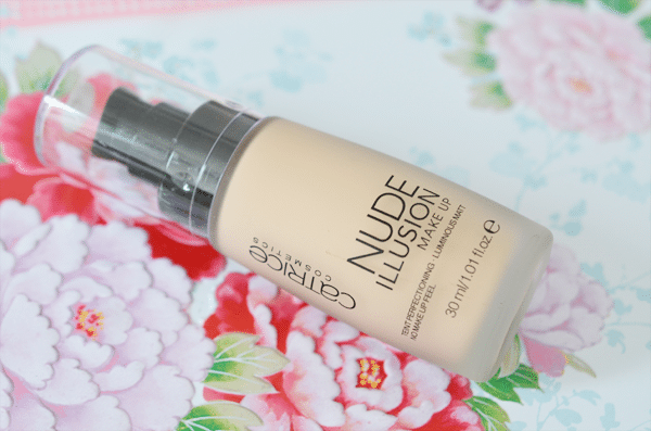 Catrice Nude Illusion Make Up Foundation