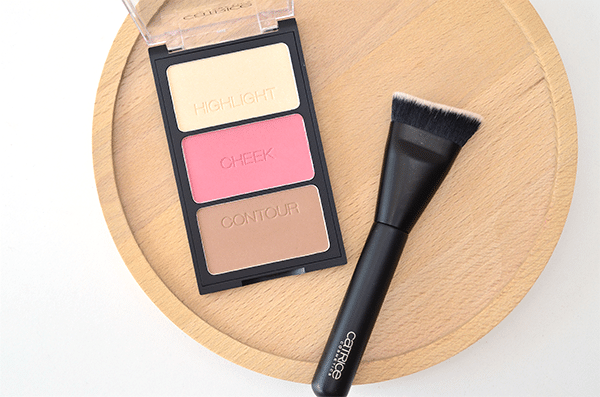 Catrice Sculpting Powder Palette + Contouring Brush