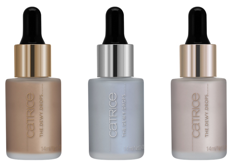 Preview: Catrice The Dewy Routine