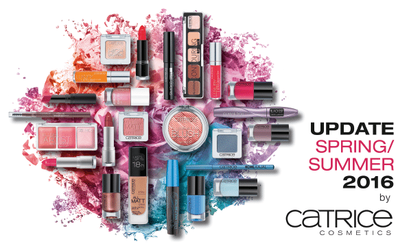 Update: Catrice assortiment lente/zomer 2016