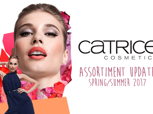 Catrice Assortiment Update Spring Summer 2017