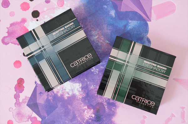 Catrice Check & Tweed Quattro Baked Eyeshadow