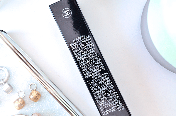 Worth the hype: Chanel Le Volume De Chanel Mascara