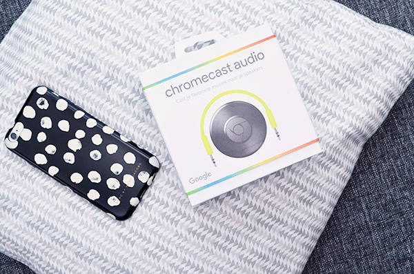 Handig: Chromecast Audio