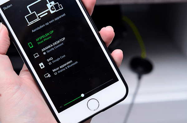 Handig: Chromecast Audio