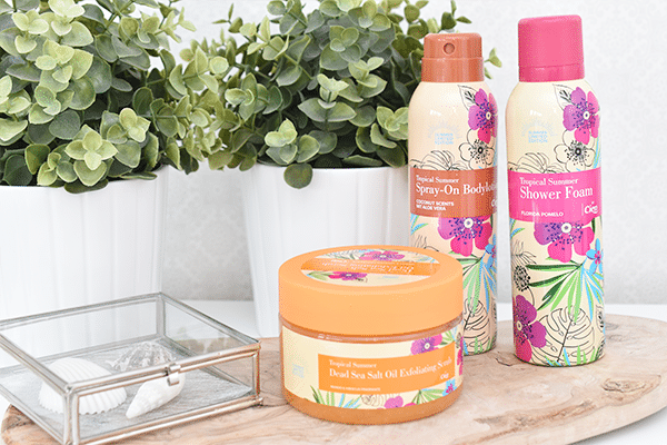 Cien Lidl Tropical Summer Collection