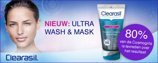 Clearasil Wash & Mask Ultra