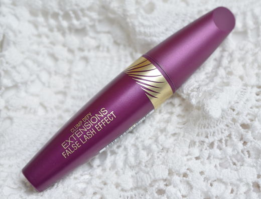 Max Factor Clump Defy Extensions False Lash Effect mascara