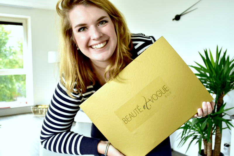 Unboxing Beauté et Vogue Box Fall Edition