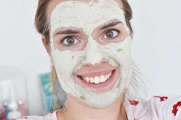 Holland & Barrett (De Tuinen) Groene Klei Masker