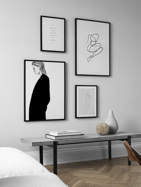 Interieur: posters voor aan de muur