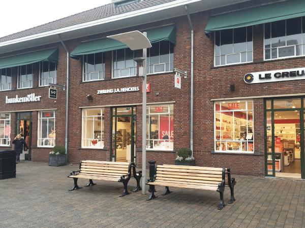 Tip: Designer Outlet Roermond