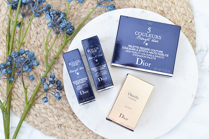 Review: Dior Holiday Look Midnight Wish