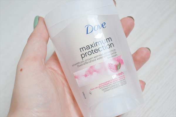 Dove Maximum Protection Deodorant
