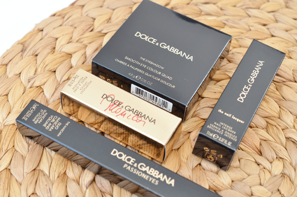Dolce & Gabbana make-up in Nederland!