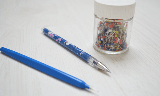 DIY: Dotting tool + nailart