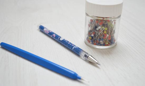 DIY: Dotting tool + nailart