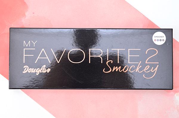Douglas My Favorite 2 Smokey Palette