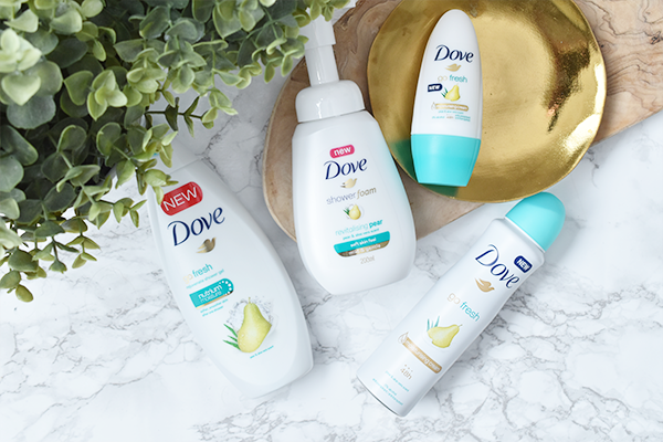Dove Go Fresh Pear & Aloë Vera