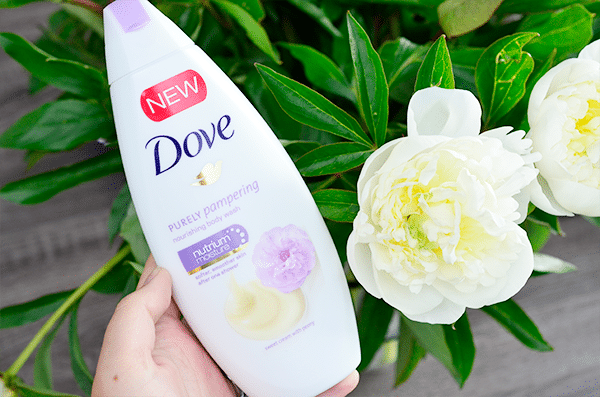 Dove Purely Pampering Sweet Cream With Peony