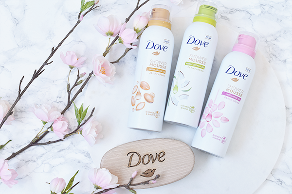 Dove Shower Mousse