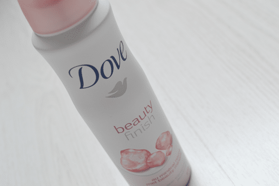 Dove Beauty Finish Deodorant