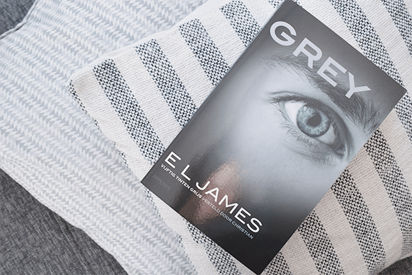 Recensie: E L James Grey