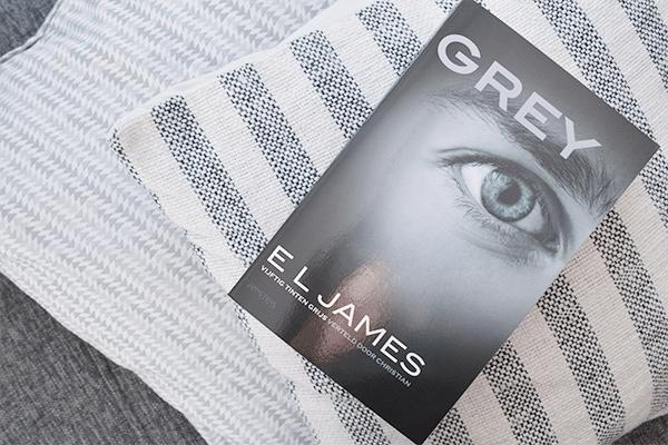 Recensie: E L James Grey