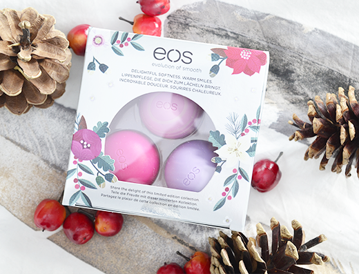 EOS Holiday Lip Trio Giftset